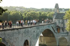 France Truffle Tour www.treasuresofeuropetours.com Avignon